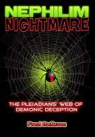 Nephilim Nightmare Book cover