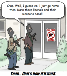 gunbancartoon