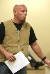 Ex-Deputy Scott Womack