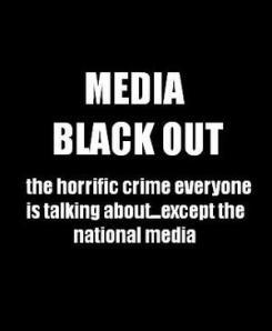 media blackout