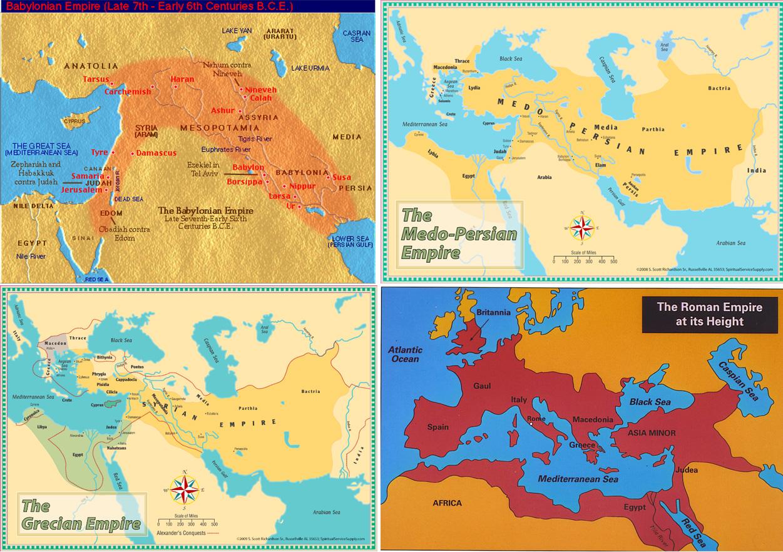 Revived Roman Empire Map.Seven Heads Ten Horns And The Revived Roman Empire Study Grow