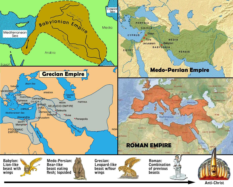 Revived Roman Empire Map.Seven Heads Ten Horns And The Revived Roman Empire Pt 2 Study