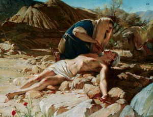 The good Samaritan did what was inconvenient for the sake of another. It starts there, but cannot end there.