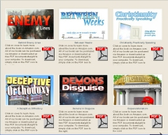 Please download our books - as PDF docs - free of charge.