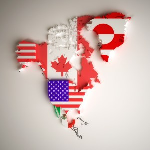 The North American Union is definitely coming our way...