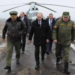 The game is afoot, but Putin plays for keeps.