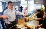 Mitt Romney, Rob Portman
