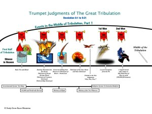 Trumpet Judgments of Revelation