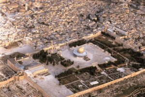 Temple Mount is controlled by Israel