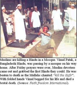 Muslims who believe it is their mission to kill anyone who is not a Muslim.
