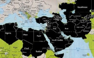 ISIS' five-year plan to dominate North Africa and the Middle East. Who do you think put them up to it?