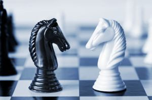 Is it all just a chess match that's open-ended or is there a specific plan that's being followed with a specific outcome?