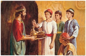 "Daniel's faith and desire to obey God compelled him to reject the king's ""choice"" foods."