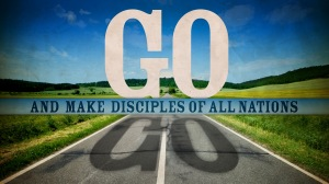 Are you willing to obey God as Daniel and his friends did regardless of the cost? Then make disciples of all nations, wherever you are...