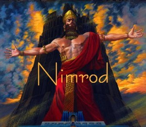 Nimrod's system has affected the visible church!