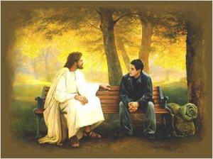 Do you have time for Jesus? He has time for you.