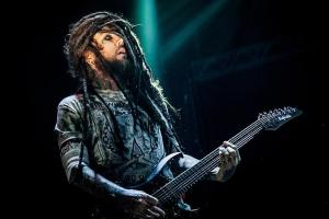 Brian Welch, co-founder of KORN...