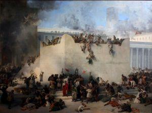 destruction Jerusalem