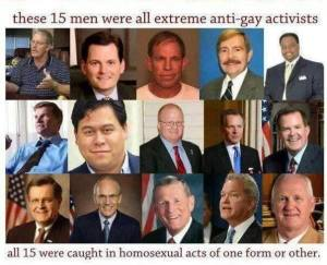 anti-Homosexualactivists